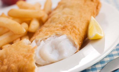 image for $6 for $10 Worth of Fried Seafood and Chicken at Fat Man's Fish Fry
