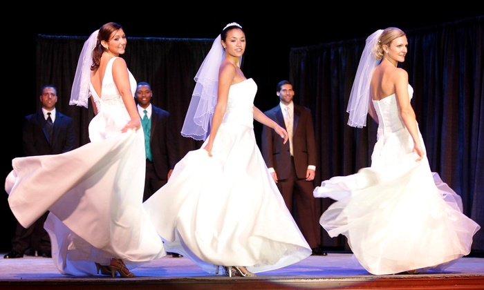 The Original Wedding Expo - Multiple Locations: Admission for Two or Four to The Original Wedding Expo (Up to 50% Off). Four Dates Available.