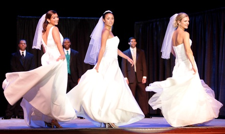 Admission for Two or Four to The Original Wedding Expo (Up to 50% Off). Four Dates Available.