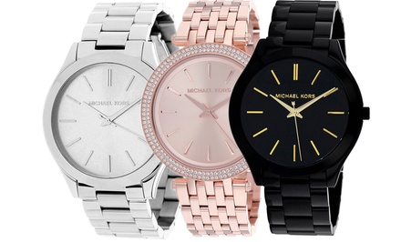 Michael Kors Assorted Women's Stainless Steel Watches