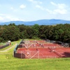 Tennis Camp amid Catskill Mountains