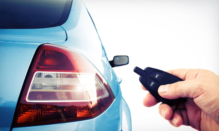 Car N Go - North Chesterfield: $124 for a One-Way Remote Start System with Installation at Car N Go ($249 Value)