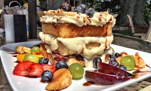 Leggos: $12 for Two Groupons, Each Good for $10 Worth of Breakfast Food and Drinks at Leggos ($20 Value)