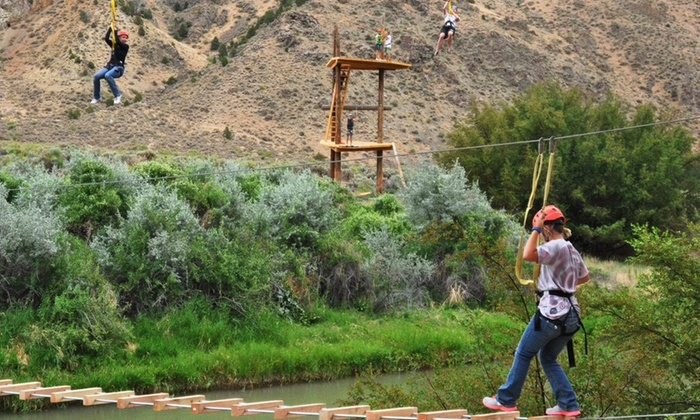 Big Rock Candy Mountain Resort - Marysvale: Adventure Package for Two, Four, or Six at Big Rock Candy Mountain Resort (Up to 48% Off)