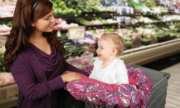 Floppy Seat Baby Shopping-Cart and High-Chair Cover. Multiple Styles from $19.99$29.99. Free Shipping and Returns