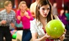 Legend Lanes - Cuyahoga Falls: $25 for Two Hours of Bowling with Shoe Rental and Cheese Pizza for Up to Six at Legend Lanes (Up to $73 Value)