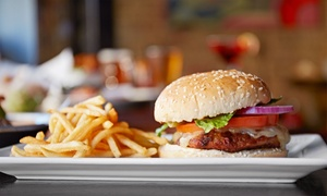 Hoggsbreath Bar: Pub Food and Drinks at Hoggsbreath Bar (37% Off). Two Options Available.
