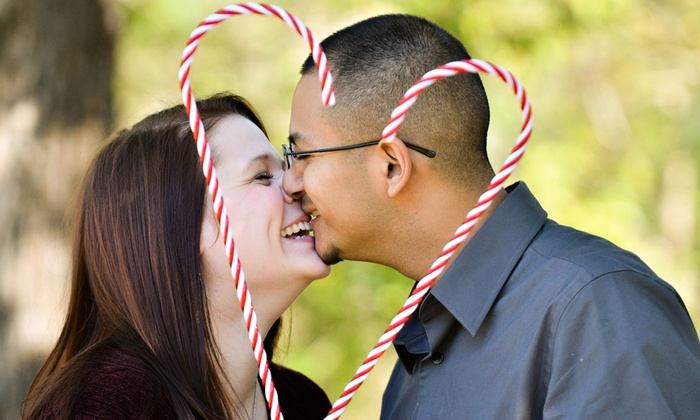 McGinness Photography - Houston: $79 for a One-Hour Engagement Shoot from McGinness Photography ($200 Value)