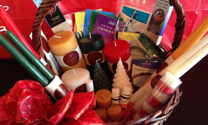 Gift Shop Express Inc. - Edmonton: Home Decor or Holiday Candle Package at Gift Shop Express Inc. (Up to 50% Off)