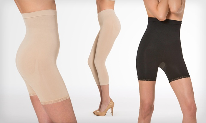 n-fini Anti-Cellulite Shapewear: n-fini Aha Moment Anti-Cellulite Shapewear (Up to 76% Off). Multiple Styles and Sizes Available. Free Shipping.