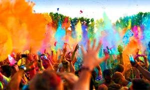 The Color Festival: 2 Karten für das Farbgefühle Festival 2016, deutschlandweit in 18 Städten (bis zu 50% sparen)