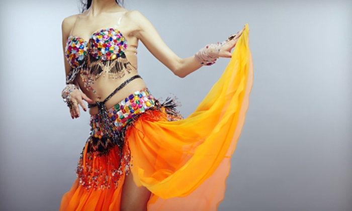 The American BellyDance Studio - Lutz: Four or Eight One-Hour Belly-Dancing Classes at The American BellyDance Studio in Lutz (Up to 64% Off)