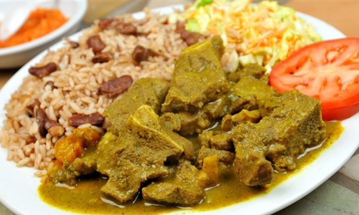 Andy's Jamaican Spot - Greater Landover: Jamaican Cuisine at Andy's Jamaican Spot (40% Off). Two Options Available.