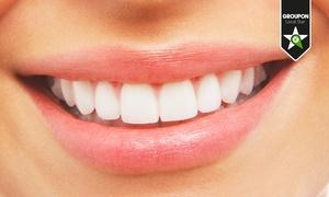 SMILE CHILDREN: Uno o 2 impianti dentali in titanio e sbiancamento LED