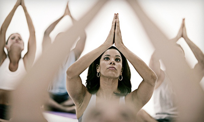 Dynamic Power Yoga Plus - Addison - North Dallas: 10 or 20 Power Vinyasa Yoga Classes at Dynamic Power Yoga Plus in Addison (Up to 84% Off)