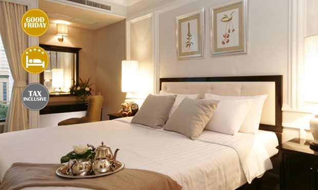 Bangkok: 5* Cape House + Flights 0