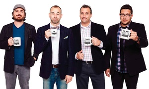 "truTV Impractical Jokers ""Where's Larry"" Tour Starring The Tenderloins: truTV Impractical Jokers ""Where's Larry"" Tour Starring The Tenderloins on Saturday, April 30, at 8 p.m."