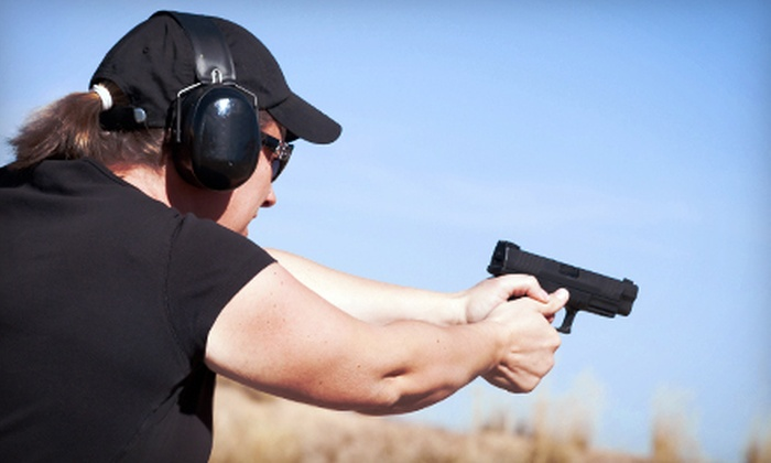Direct Hit Shooting Academy - 4: $39 for an Eight-Hour Tennessee Handgun-Carry-Permit Course with Range Time at Direct Hit Shooting Academy ($80 Value)
