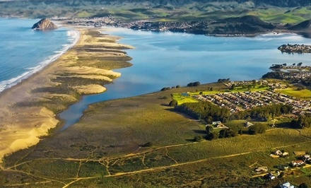 1-Night Stay for Two with Optional Wine or Golf Package at Sea Pines Golf Resort in Los Osos, CA