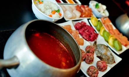 Fondue Dinner for Two or Four at That Fondue Place (Up to 48% Off)