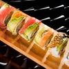 Half Off Sushi at The Percolator