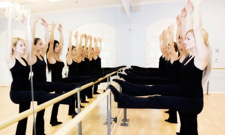 10 or 20 Barre Fitness Classes at                           Xtend Barre Portland (Up to 66% Off)