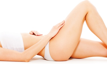Laser Hair-Removal Sessions for Extra-Small, Small, Medium, or Large Area at ​The Face Company (Up to 79% Off)