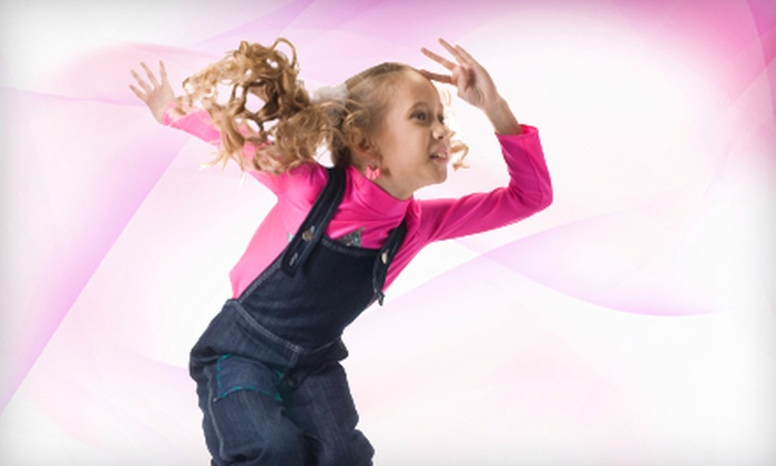 ¡Cubanéate! - North Central: 10 Children's Zumbatomic Fitness Classes at ¡Cubanéate! (Half Off). Four Options Available.