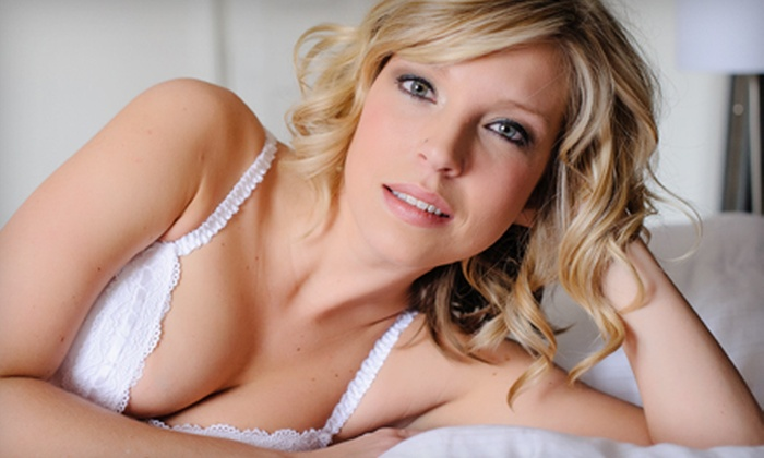 Boudoir by Katie Whitcomb - Clay: $59 for a One-Hour Boudoir Photo-Shoot Package with Prints at Boudoir by Katie Whitcomb ($215 Value)