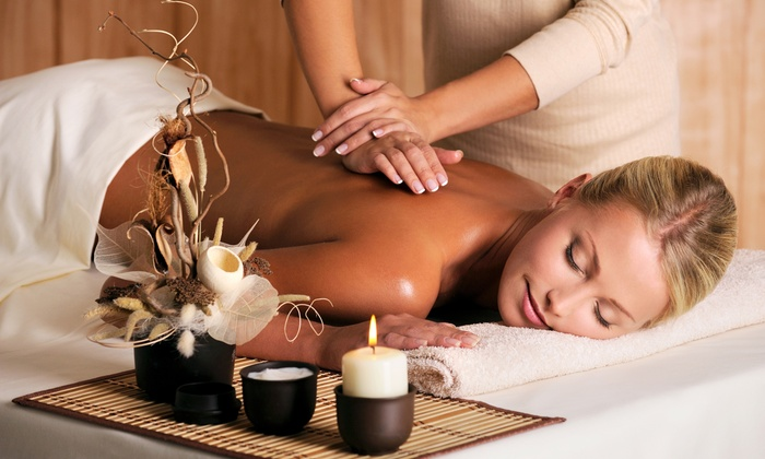 Bodique Mind and Body Wellness - Northwest Side: $89 for an Ultimate Fall Experience Pumpkin Spa Package at Bodique Mind and Body Wellness (Up to $180 Value)