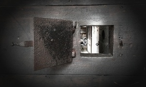 Hidden Rooms London: Choice of Escape Room Game at Hidden Rooms London (Up to 55% Off*)