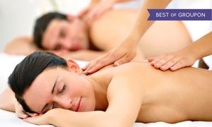 Xscape Massage & Spa: $73 for a Couples Massage Package at Xscape Massage & Spa ($196 Value)