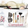 Up to 75% Off Personalized Flip Sequin Makeup/Accessory Bags