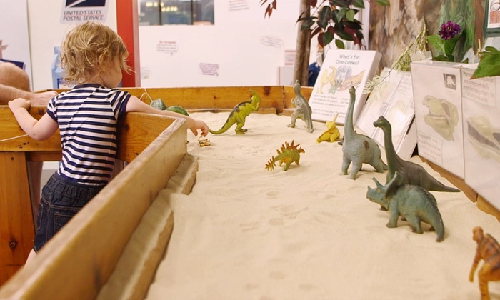 Jersey Shore Children's Museum - Hamilton Mall: Two, Four, or Six Admissions to the Jersey Shore Children's Museum (Up to 48% Off)