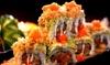 Up to 37% Off a Japanese Meal at Aji-Kura Ramen & Sushi
