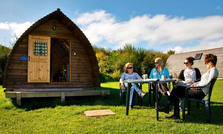 Northumberland: 2 or 3Night Wigwam Stay for Two at PotaDoodle Do Wigwam Village