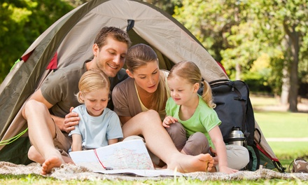 One-, Three-, or Seven-Night Campsite Rental at Lynn Ann's Campground (Up to 55% Off)