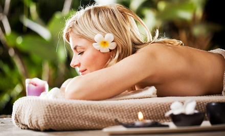 1 or 3 1-Hour Massages with Paraffin Treatment & Aromatherapy at Body Logic Wellness Center, Inc. (Up to 59% Off)