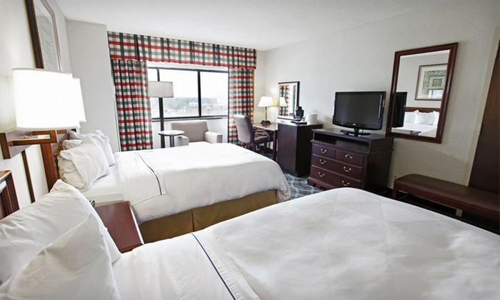 High Point Plaza Hotel & Conference Center - Downtown High Point: One-Night Stay at High Point Plaza Hotel & Conference Center in North Carolina