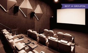 MovieGrille: Two or Four Movie Tickets with Popcorn at MovieGrille (Up to 60% Off)