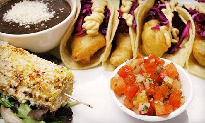Acitrón Cocina Mexicana - Boston: Mexican Fare for Two or Four or More at Acitrón Cocina Mexicana in Arlington (Up to 55% Off)