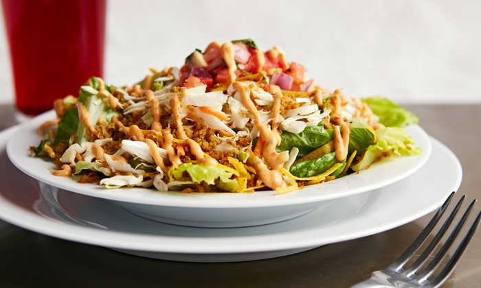 Carrot Express - South Beach: Healthful Dinner for Two or Four at Carrot Express (Up to 40% Off)