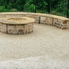 63% Off Custom-Built Stone Fire Pit