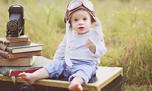 Heidi Joy Photography: 60- or 120-Minute On-Location Photo Shoot with Print & Digital Images from Heidi Joy Photography (Up to 86% Off)