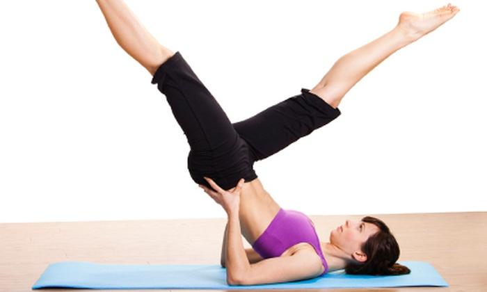 Bearfoot Yoga & Wellness Center - Bay Shore: $49 for 10 Yoga Classes at Bearfoot Yoga & Wellness Center ($120 Value)