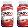 Hydroxycut All-in-One Weight-Loss Supplement (2-Pack)