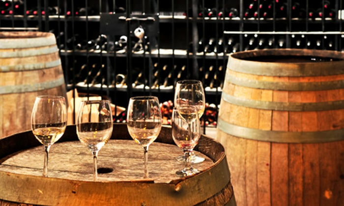 Kingdom Chauffeured Limousine Services - Northwest Austin: $378 for Six-Hour Winery Tour for Up to Eight People from Kingdom Chauffeured Limousine Services ($756 Value)