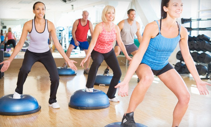 Core Focus Training - Multiple Locations: $55 for Eight Weeks of Boot-Camp Classes with Up to Three Classes per Week at Core Focus Training (Up to $225 Value)