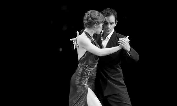 Tango Cielo - Midtown: Four Weeks of Argentine Tango Classes for One or a Couple at Tango Cielo (Up to 41% Off)