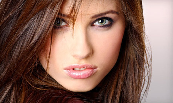 Salon Langeveldt - Houston: One or Two Brazilian Blowouts at Salon Langeveldt (Up to 68% Off)